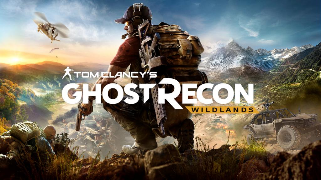 معرفی بازی : گوست ریکان سرزمینهای وحشی - Ghost Recon Wildlands
