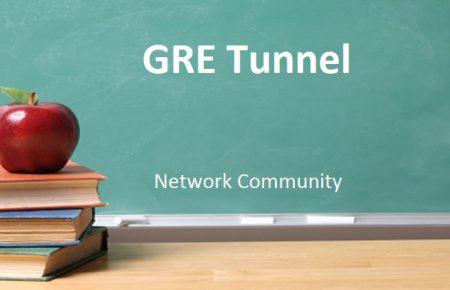 تانل GRE یا GRE Tunnel چیست ؟ : آشنایی و معرفی
