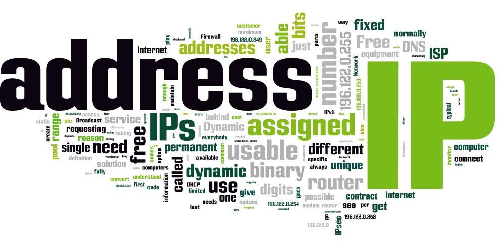 آدرس IP چیست ؟ آشنایی با IP ، کلاس بندی ها و سابنتینگ
