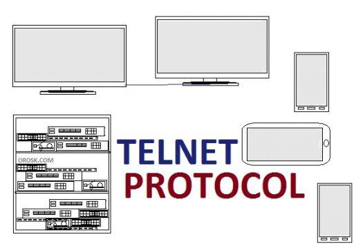 پروتکل TELNET