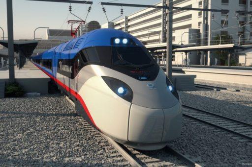 قطار های هوشمند