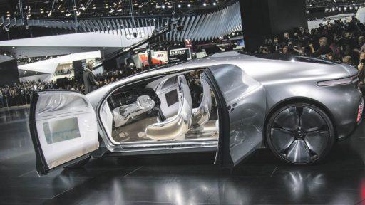 خودروهای هوشمند نسل جدید