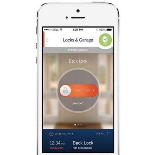 دستگاه های مدیریت خانه هایی هوشمند شرکت ADT