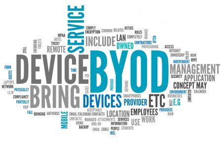 BYOD یا Bring Your Own Device چیست و به چه معناست ؟
