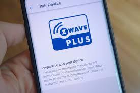 پروتکل z-wave