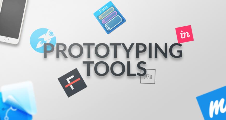 معرفی و بررسی ابزارهای مطرح Prototyping