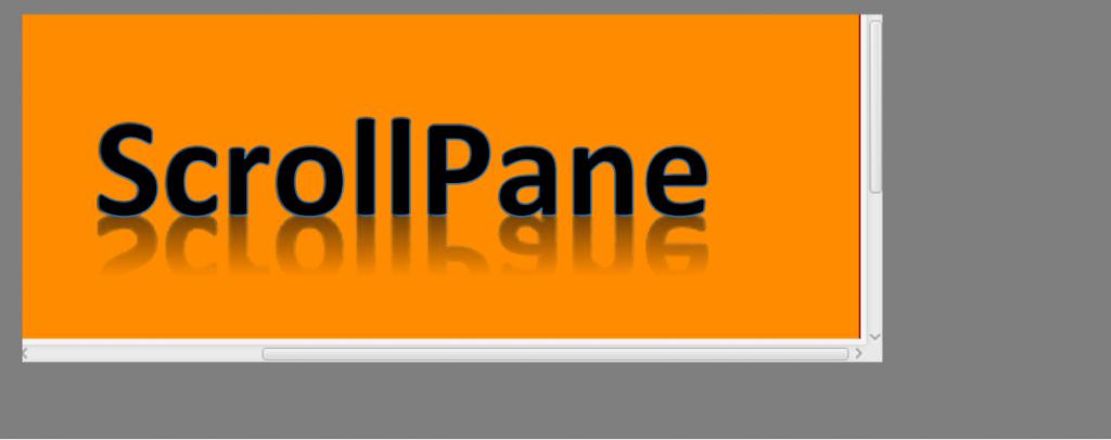 کنترلر ScrollPane در زبان جاوا را بیشتر بشناسیم