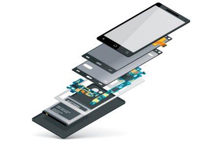 پنل موبایل های هوشمند و انواع آن را بیشتر بشناسیم