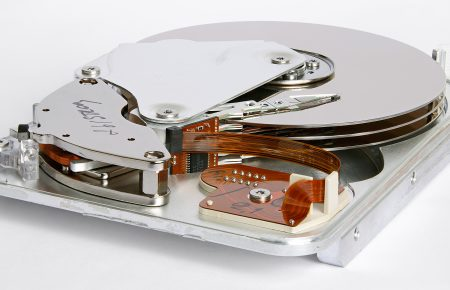 انواع فضاهای ذخیره سازی ( قسمت اول ) Hard disk