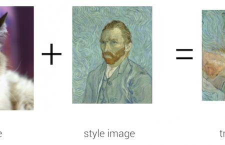 انتقال سبک تصویر توسط هوش مصنوعی – اخبار تکنولوژی