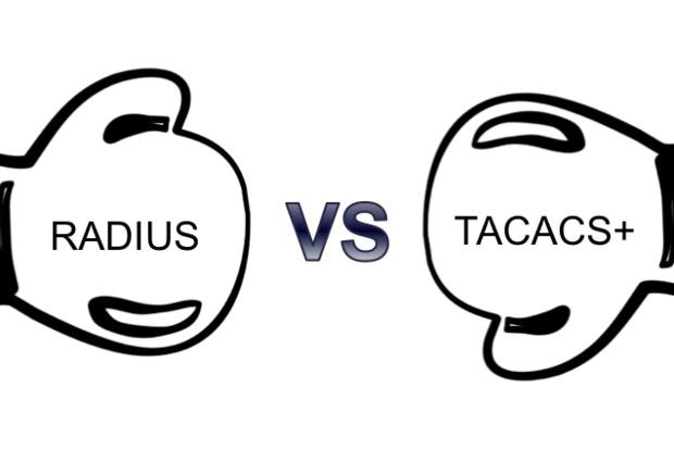 Radius و Tacacs+