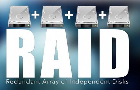 تکنولوژی RAID