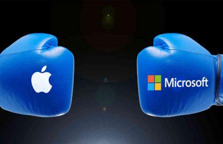 استراتژی های فناوری و رقابت استاندارد – موارد نوآورانه مقایسه ای از اپل و مایکروسافت