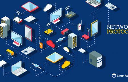 مهم ترین پروتکل های شبکه